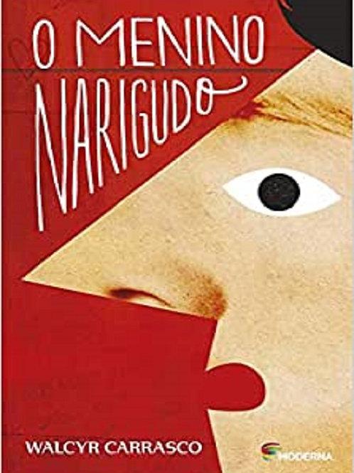 O menino narigudo - livremente inspirado na história de Cyrano de Bergerac