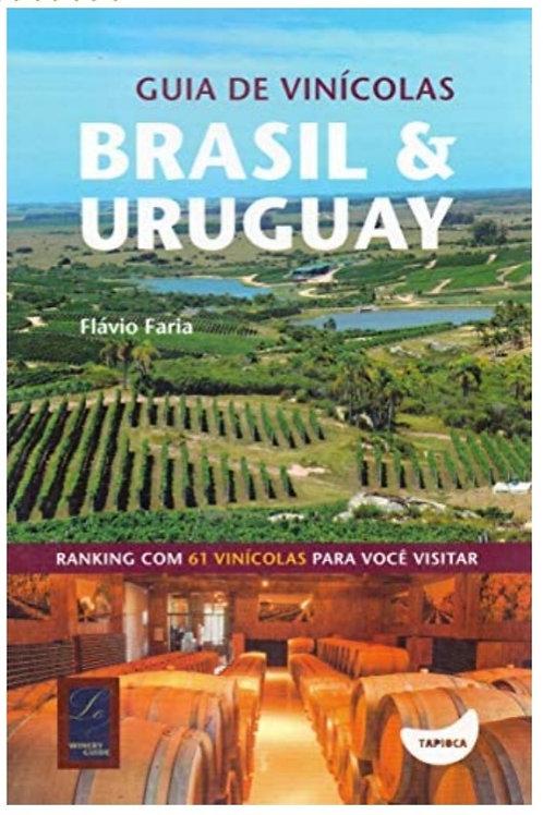 Guia de vinícolas Brasil e Uruguay