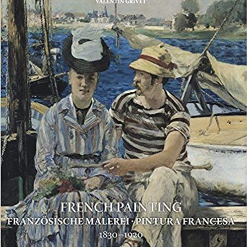 French painting - Französische Malerei -  1830-1920