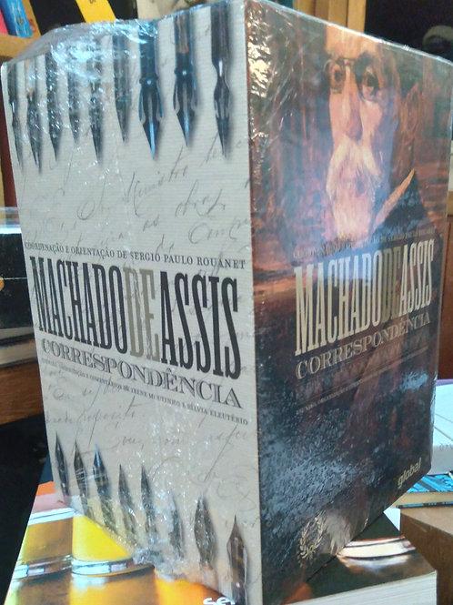 Box Correspondência de Machado de Assis: 5 Volumes