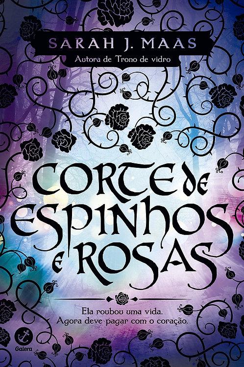 Corte de espinhos e rosas - Vol. 1