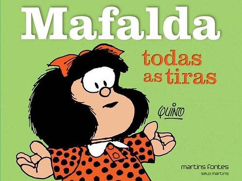 Mafalda todas as tiras