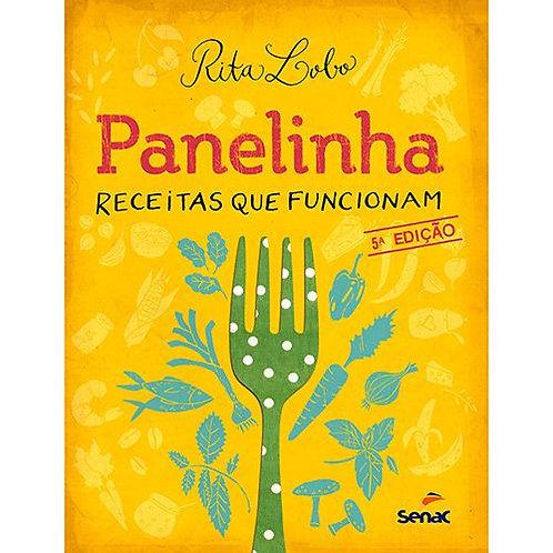 """Livro """"Panelinha: Receitas que Funcionam"""", de Rita Lobo"""