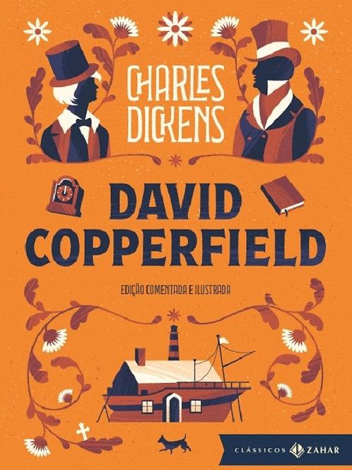 David Copperfield - Edição comentada e ilustrada