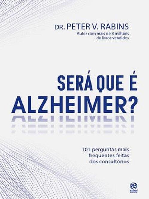 Será que é Alzheimer?