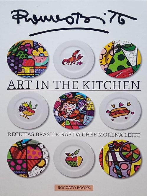 Art In The Kitchen Receitas Brasileiras Da Chef Morena