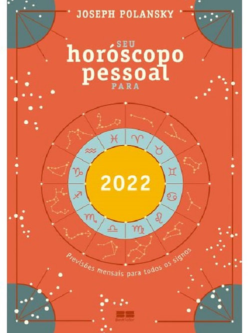 Seu horóscopo pessoal para 2022