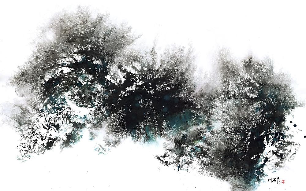 winter and snow art