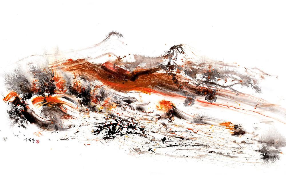 Fall Art Shulin Sun