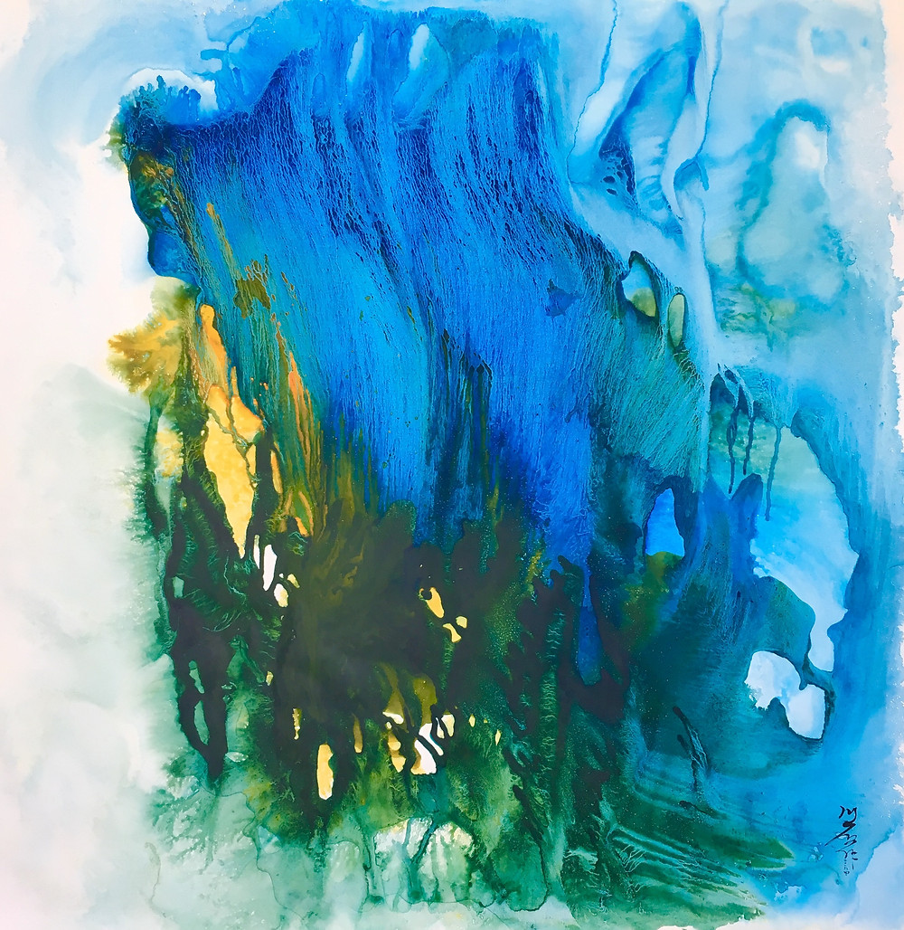 Renascence: A New Birth of Spring Painting