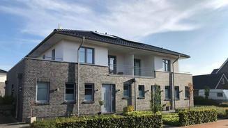 Doppelhaushälfte in Wolthusen
