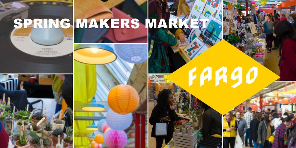 Fargo Spring Makers Market