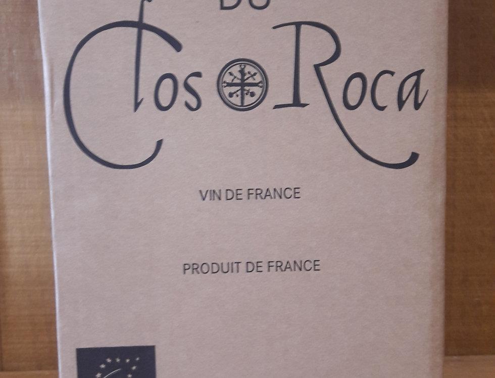 Clos Roca rosé 5 litres