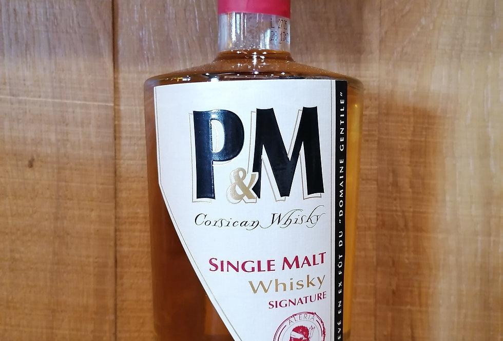 P&M Single Malt Signature