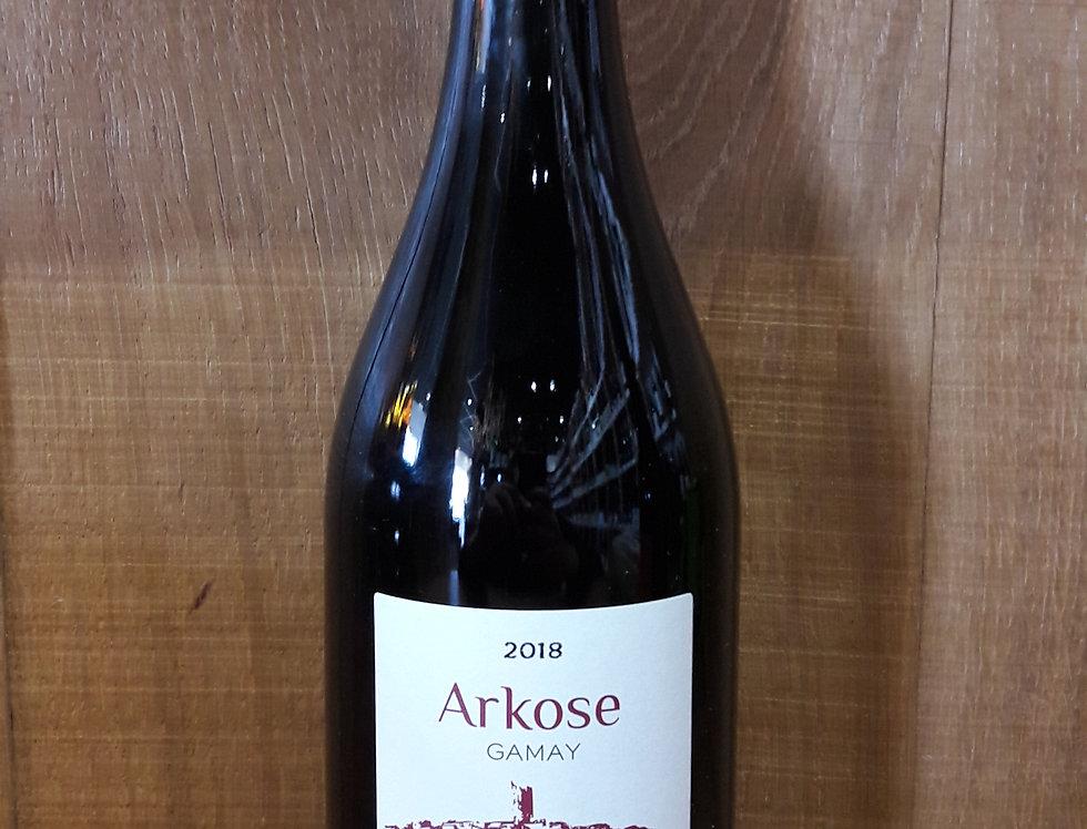 Côtes d'Auvergne Arkose Gamay