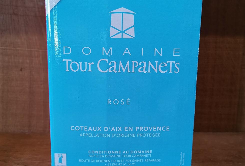 Campanet rosé 5 litres