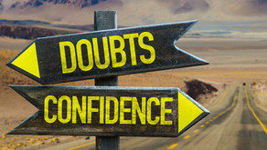Sales, fight the self doubt
