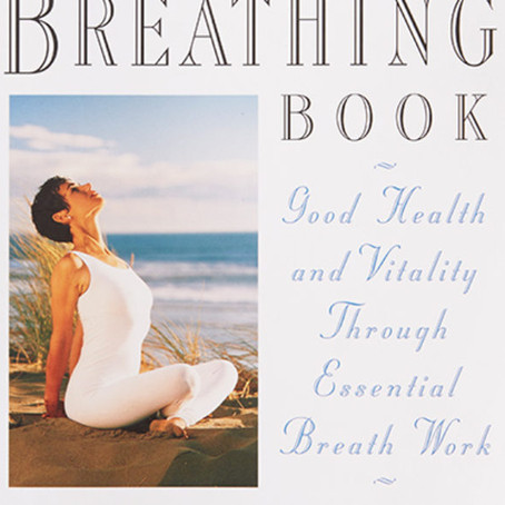 Foundational Books: The Breathing Book by Donna Farhi