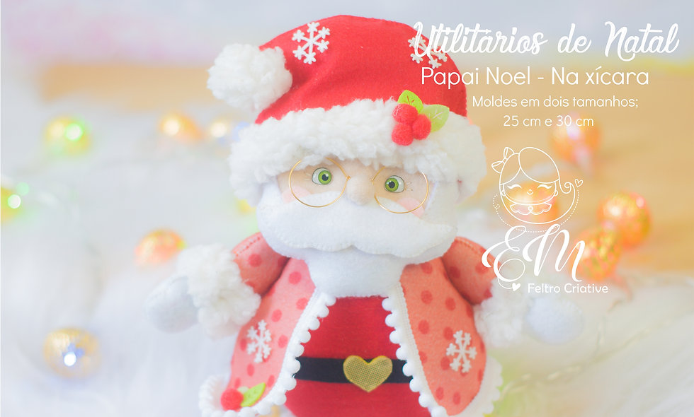 Oficina de Natal - Utilitários - Papainoel