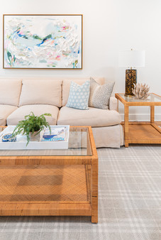 Chapin Transitional Living Room