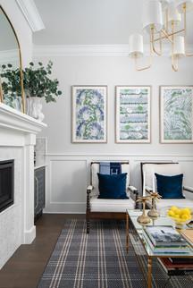 Traditional Formal Living Room