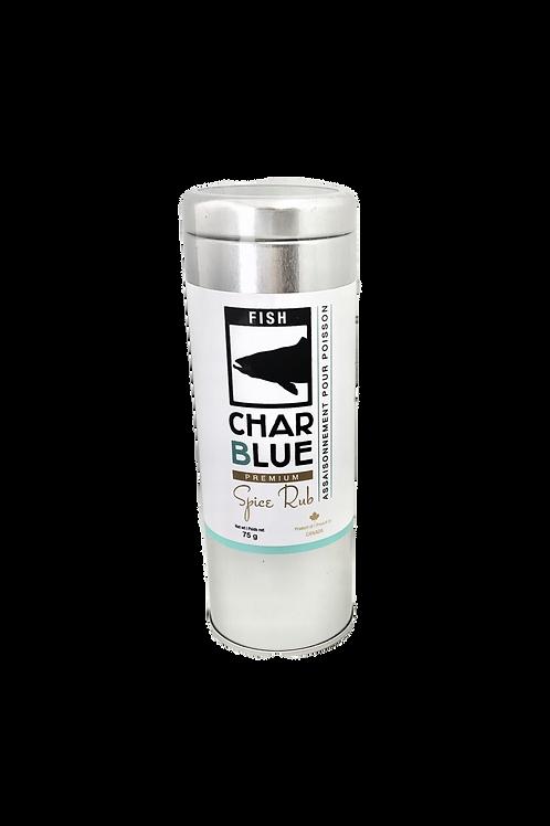 Char Blue Fish Rub (Tin) 75g