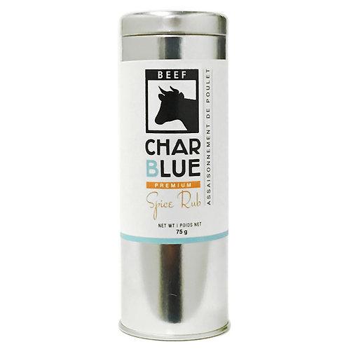Char Blue Beef Rub (Tin) - 75g