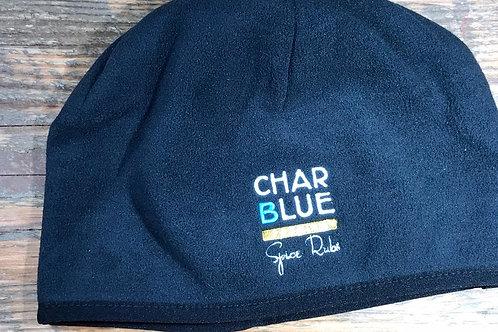 Char Blue Black Toque