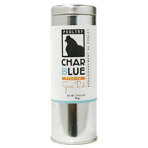 Char Blue Poultry Rub (Tin) -  75g