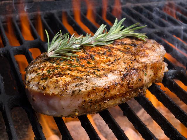 Aromatic Pork Chops