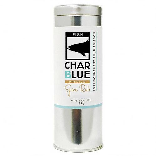 Char Blue Fish Rub (Tin)