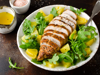 Fragrant Grilled Chicken
