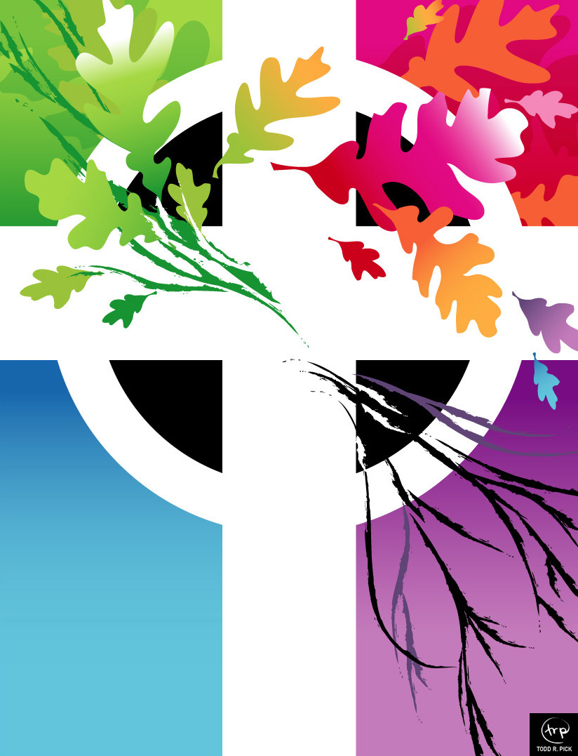 Tree of Life banner: Todd Pick, 2007.