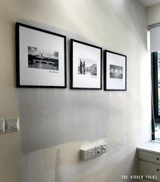 Customised design, frame set display