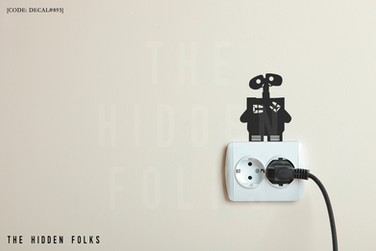 Wall Switch - DECAL#893
