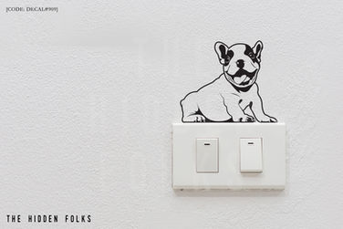 Wall Switch - DECAL#909