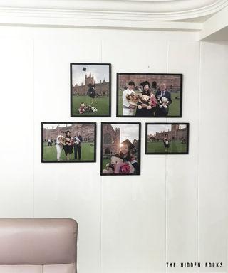 Frame set display