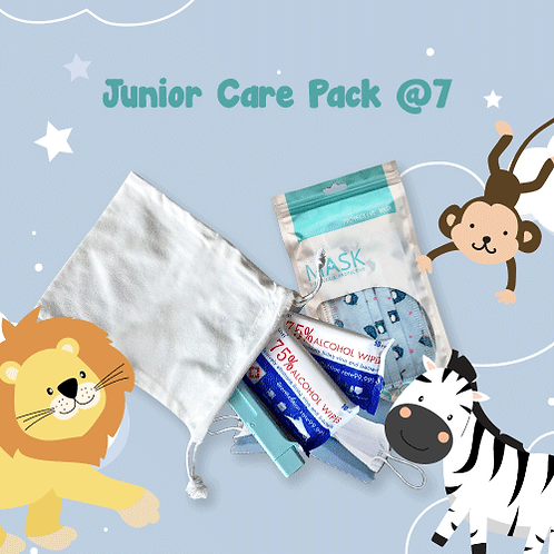 Junior CARE Pack (with Drawstring Bag)
