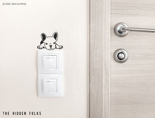 Wall Switch - DECAL#908