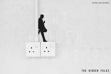 Wall Switch - DECAL#894