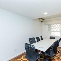 Sala privativa 6 pessoas