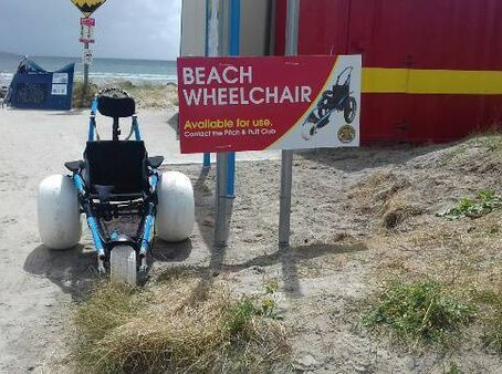 Councillors back calls for beach wheelchairs to be introduced at more Cork beaches