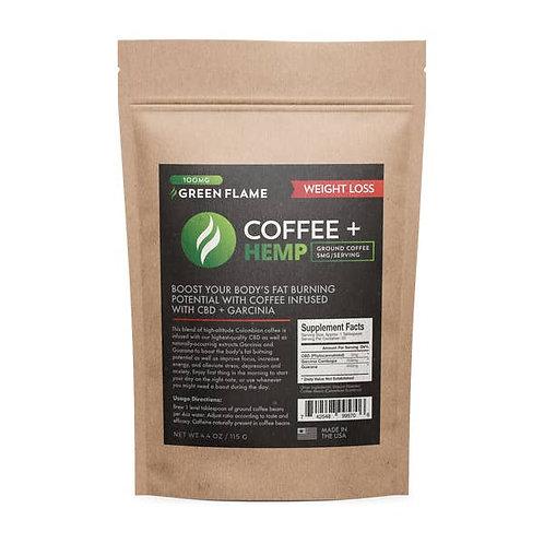 Weightloss Coffee + Hemp