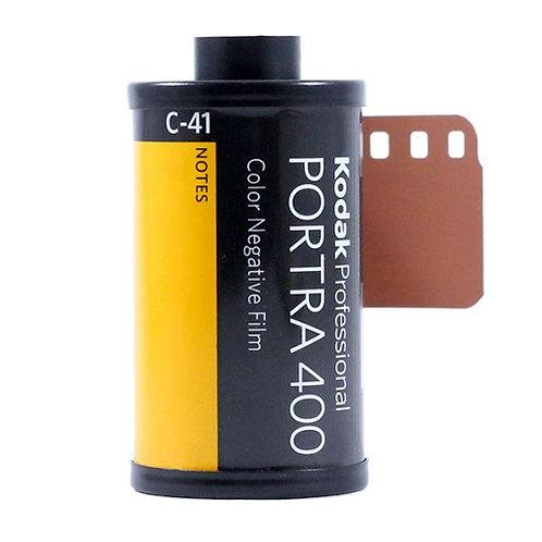 Kodak Portra 400 36 Exp (Single Roll)