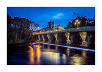 Macroom bridge with Murphys sign 12x8.jp