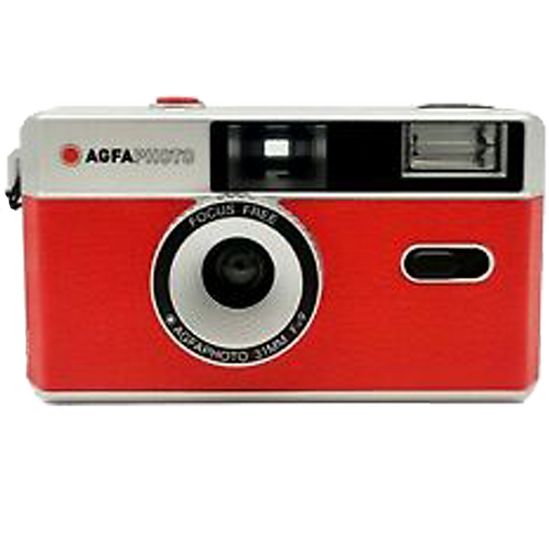 Agfa Reusable 35mm Camera