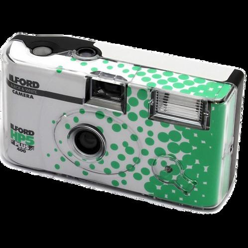 HP5 Plus Disposable Camera & Processing Bundle