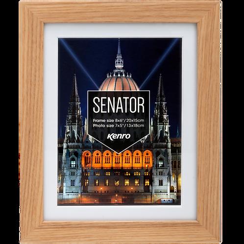 Senator Solid Oak Frames
