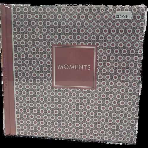 Moments Photo Album