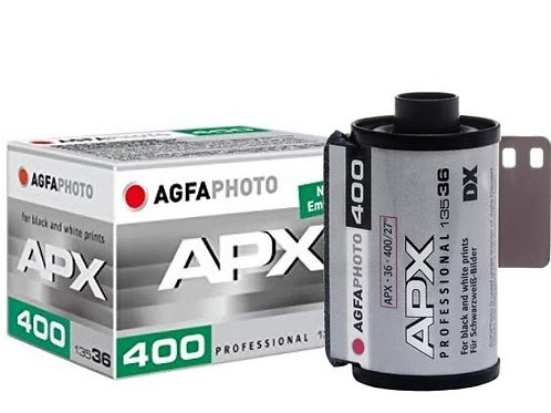 Agfa APX400